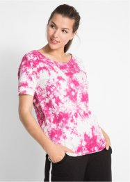 T-shirt batik manches courtes, bpc bonprix collection