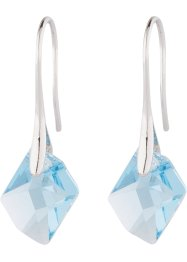 Ohrringe mit Swarovski® Kristall, bpc bonprix collection