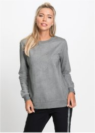 Sweat-shirt avec rivets, RAINBOW