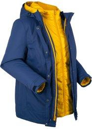 3-in-1-Funktions-Outdoorjacke mit wattierter Innenjacke, bpc bonprix collection