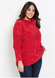 Pull en maille chenille, bpc selection