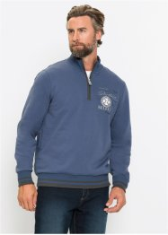 Sweat-shirt col camionneur, bpc selection