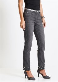 7/8 Jeans mit Perlen, bpc selection