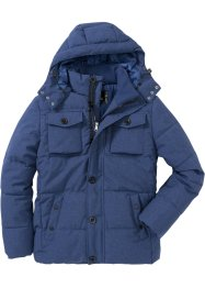 Winter-Steppjacke mit Kapuze, bpc bonprix collection
