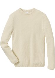 Pullover mit Rundhals, bpc bonprix collection