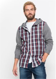 Chemise manches longues à manches sweat-shirt Regular Fit, John Baner JEANSWEAR