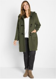 Dufflecoat-Wollmantel, bpc bonprix collection