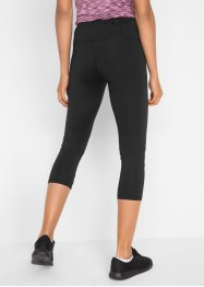 Legging de sport sculptant, longueur 3/4, niveau 2, bpc bonprix collection