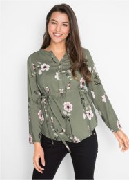 Umstandsbluse / Stillbluse, geblümt, bpc bonprix collection