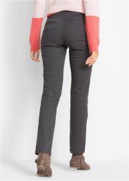Pantalon chino, droit, bpc bonprix collection