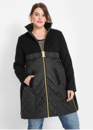 Manteau imitation laine de grossesse, bpc bonprix collection
