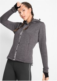 Thermo-Funktions-Sweatjacke, langarm, bpc bonprix collection