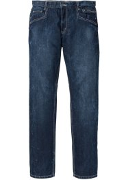 Jean avec entrejambe renforcé Regular Fit Straight, John Baner JEANSWEAR