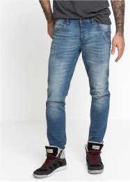 Jean extensible Regular Fit Tapered, RAINBOW