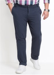Jersey-Chinohose Slim Fit, bpc bonprix collection