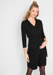 Umstands/Still-Shirtkleid zum Wickeln, bpc bonprix collection