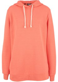 Kapuzensweatshirt mit Struktur, bpc bonprix collection