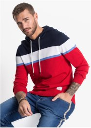 Pullover mit Kapuze Regular Fit, RAINBOW