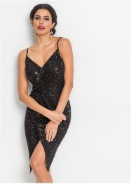 Glitzer Kleid, BODYFLIRT boutique