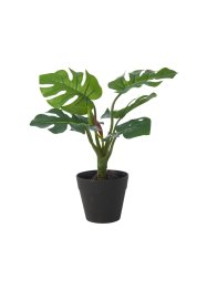 "Kunstpflanze ""Monstera"" (1er Pack), bpc living"