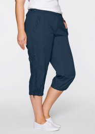 3/4-Hose mit Stickerei, bpc bonprix collection
