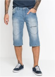 Bermuda long en jean Regular Fit, RAINBOW