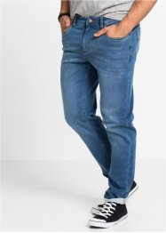 Jean-sweat Slim Fit Straight, John Baner JEANSWEAR