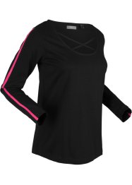 Sportshirt, langarm, bpc bonprix collection