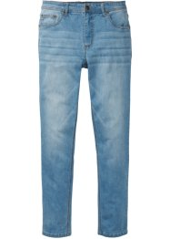 Premium-Stretch-Jeans mit T-400 Slim Fit Straight, John Baner JEANSWEAR