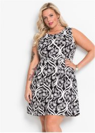 Kleid mit Ornament-Print, BODYFLIRT boutique