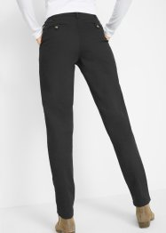 Pantalon chino avec patte de boutonnage, bpc bonprix collection