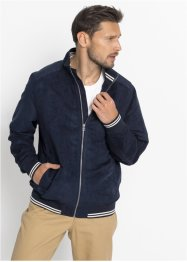 Blouson in Velourleder-Optik, bpc bonprix collection