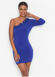 Kleid mit Blumenapplikationen, BODYFLIRT boutique