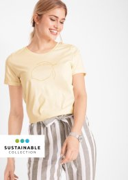 T-shirt teinture naturelle, bpc bonprix collection