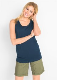 Lot de 5 tops longs, bpc bonprix collection