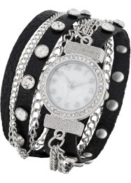 Montre bracelet double tour, bpc bonprix collection