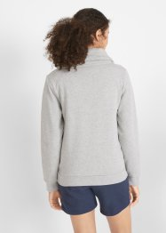 Veste sweat-shirt de grossesse et de portage, bpc bonprix collection