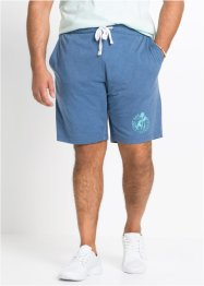 Jerseyshorts mit Druck, bpc bonprix collection