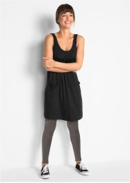 "Kaschierendes Stretch-Kleid, ""unifarben"", bpc bonprix collection"