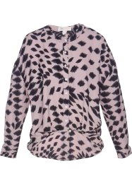 Bedruckte Oversize-Bluse, bpc selection