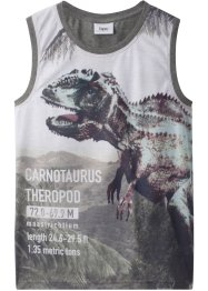 Tanktop mit Dinodruck, bpc bonprix collection