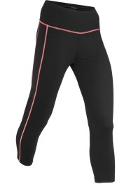 Legging de sport sculptant longueur 3/4, niveau 2, bpc bonprix collection