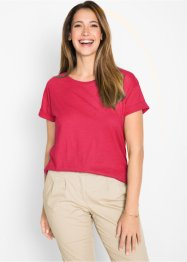 Boxy-Shirt, Kurzarm, bpc bonprix collection