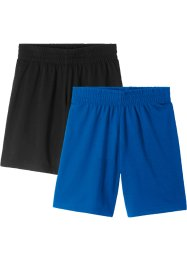 Lot de 2 shorts fonctionnels, bpc bonprix collection