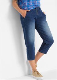 Jean soft-stretch style chino, 7/8, John Baner JEANSWEAR