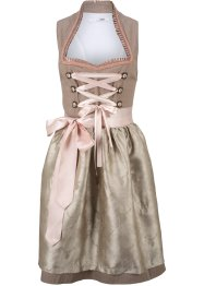 Dirndl mit Stehkragen, bpc bonprix collection