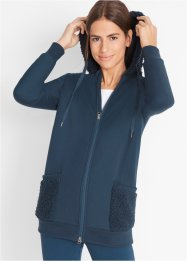 Veste polaire en fourrure peluche, bpc bonprix collection