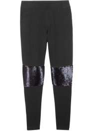 Legging avec paillettes réversibles, bpc bonprix collection