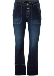Stretch-Jeans, weit geschnitten, bpc bonprix collection