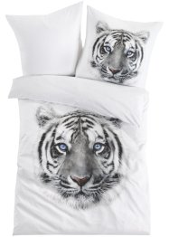 "Wendebettwäsche ""Tiger"", bpc living bonprix collection"